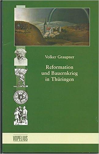Reformation und Bauernkrieg Thüringen