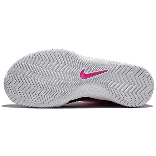 Nike Blusse Lg Qs Aj1 Jordan 1 / Serena Williams Svart / Hyper Rosa Størrelse 7,5