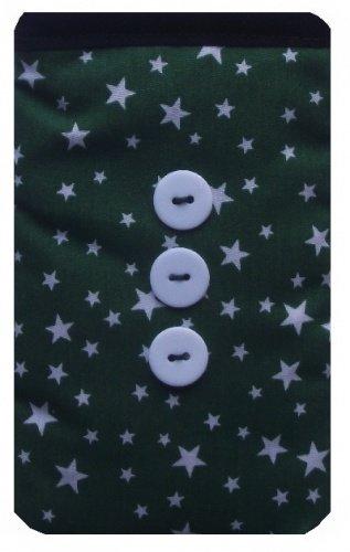 Green Star iPhone 6 Sock / pochette / Case