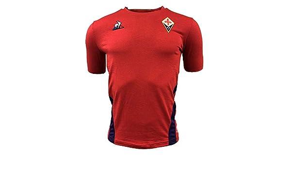 Amazon.com : Le Coq Sportif 2018-2019 Fiorentina Third Football Soccer T-Shirt Jersey : Sports & Outdoors