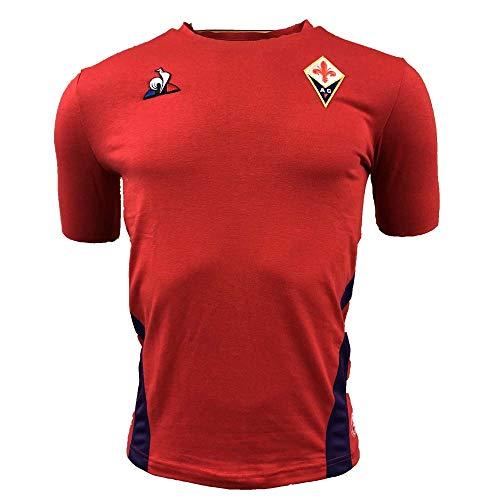 Le Coq Sportif 2018-2019 Fiorentina Third Football Soccer T-Shirt Jersey