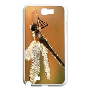 Beautiful Dragonfly Classic Personalized Phone Case for Samsung Galaxy Note 2 N7100,custom cover case ygtg-309190 by lolosakes