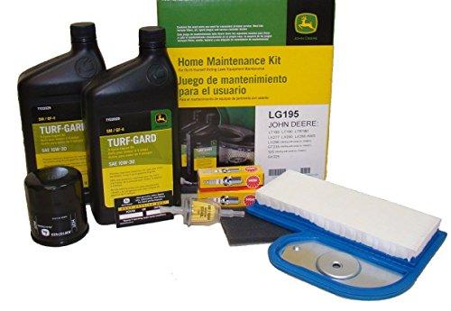 John Deere Original Equipment Filter Kit #LG195 ()