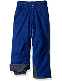 Youth Snow Pants with Reinforced Knees and Seat
