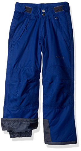 (Arctix Youth Snow Pants with Reinforced Knees and Seat, Royal Blue, Small)