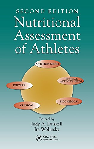 Top 4 best nutritional assessment of athletes