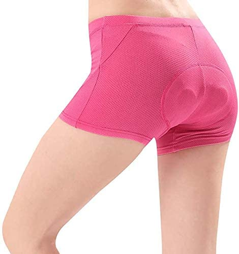 Cabirol Cycling Padded Underwear for Women