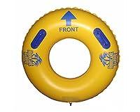 XIE PVC-aufblasbare einzigen Hub 100cm großes Ring-Wasserski mit seinen Händen
