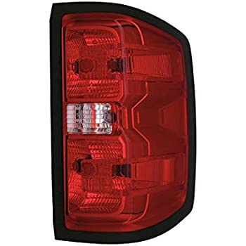 Amazon Com New Right Side Non Hid Tail Light Assembly For