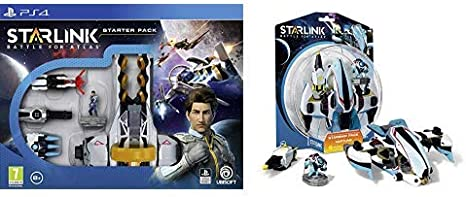 Starlink: Battle for Atlas, Starter Pack & Pack Nave Neptune: Amazon.es: Videojuegos