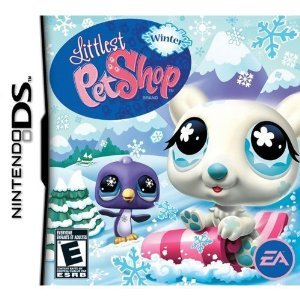 Littlest Pet Shop: Winter (Nintendo DS)