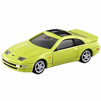 Japan Import Tomica Tomica premium 9 Nissan Fairlady Z 300ZX Twin Turbo