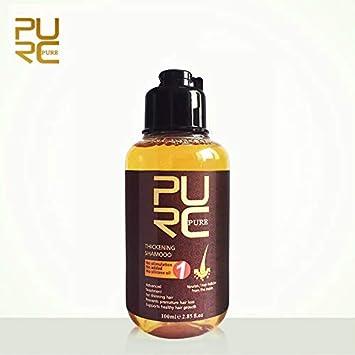 Amazon.com: PURC - Champú de jengibre con hierbas ...