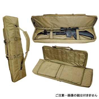 CONDOR(コンドル) タクティカルギア 133 3ポーチ付(取外し可) ライフルケース B003VIHA10 TAN TAN