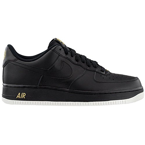 Bianco Air Nike Force Scarpe D'Oro '07 42 1 Nero Formato wqYfp5xPY