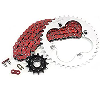 Red 520x94 O-Ring Drive Chain 2004-2005 Honda TRX450R Sportrax
