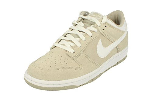 Nike Herren Dunk Low Gymnastikschuhe, 47.5 EU Pale Grey White 002