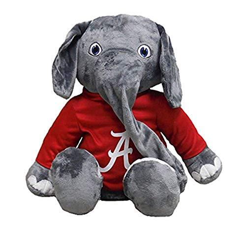 Plushland University Of Alabama Big Al Mascot Plush-large (Mascot Alabama)