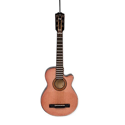 - Broadway Gifts Classic Guitar Ornament