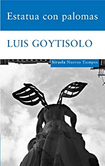 Estatua con palomas par Goytisolo
