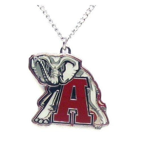 aminco NCAA Alabama Crimson Tide Elephant Logo Pendant