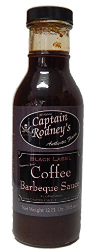 Captain Rodney's Black Label - Boatswain's Brew Coffee Barbe