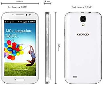 4.7 GT-A9500 Android 4.2 Smartphone SP6820A 1GHz Dual SIM Dual ...