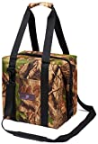 Ramaka Solutions Ice Cooler Bag 24 Can Soft Cooler Insulated Large Tote Bag Lunch Coolers for Men 5 Insulation Layers Keeps Drinks Cold 24 Hrs in 110-Degree Temp | 12' L X 10' W X 12' H - Camouflage