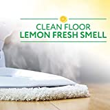 IMPRESA 15 Pack Lemon Scented Replacement Steam Mop Citrus Fragrance Scent Discs for Bissell Powerfresh and Symphony Series, Including 1940, 1806 and 1132 Models