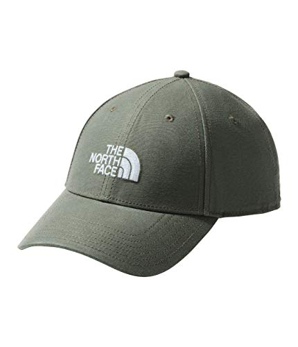 The North Face Unisex 66 Classic Hat Four Leaf Clover/Tin Grey One Size (2019 Leaf Best Of Baseball)