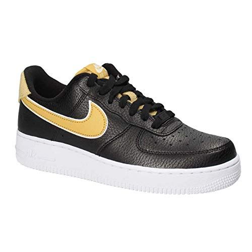 black De '07 wheat Gold Chaussures Fitness Multicolore 1 017 Femme Se Nike Air Force Wmns WaH0ZPaqA