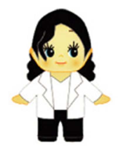 Michael Jackson costume Kewpie strap Black or White ver. (japan (Black Or White Costume Michael Jackson)