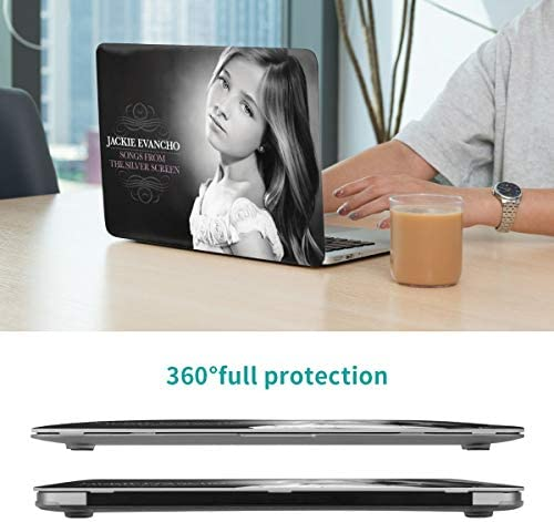 KarleDeal Jackie Evancho The Debut Fashion Laptop case New 13 Man Women Personalized Touch 15 Protective case White touch13