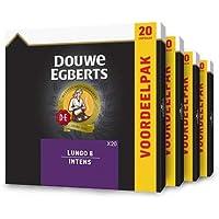 Douwe Egberts Koffiecups Lungo Intens Voordeelverpakking (200 Koffie Capsules, Geschikt voor Nespresso* Koffiemachines…
