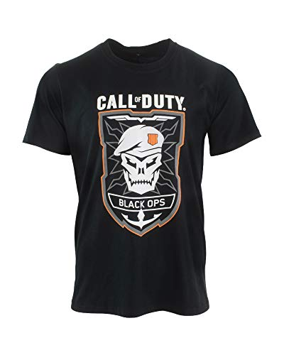 - Call of Duty Official Black Ops 4 T-Shirt - XS