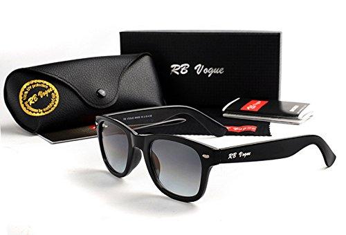 RB Vogue 2140 Gray Frame Gray Lens Fashion Women - Sunglasses Cheap Vogue