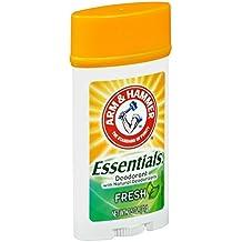 ARM & HAMMER Essentials Natural Deodorant Fresh, 2.50 Oz