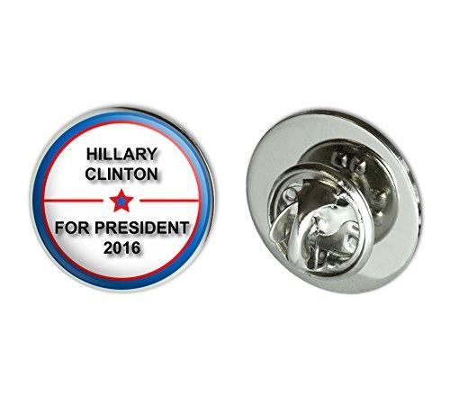 Hillary Clinton President Round Pinback