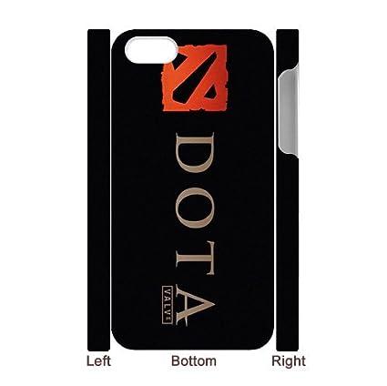 amazon com dota 2 wallpaper hd iphone 4 4s hard cases cell
