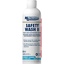 MG Chemicals Safety Wash II Electronics Cleaner, 450g Aerosol Can