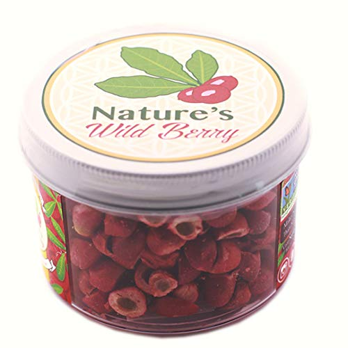 The Large Jar | 280 Servings | 57¢ ~ 15-20 mins | BEST WAY TO ADD VEGGIES & CUT SUGAR DAILY SAVING MOST | 100% Premium Ledidi Fruit | Turn Sour Sweet With Flavor Changing Berries AKA