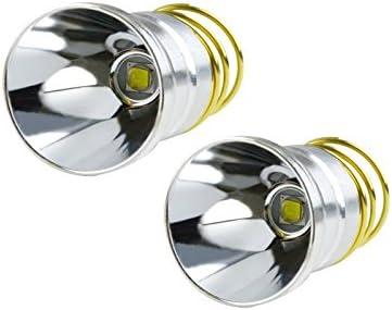 Pour Surefire 6P G2 9P XM-L T6 1 MODE 1000-Lumen Drop-In DEL Lampe de poche Ampoule