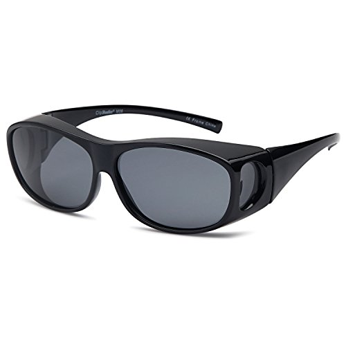 (ClipShades Polarized Fit Over Sunglasses for Prescription)