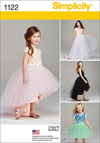 SIMPLICITY Patterns 1122 Childs 7 8 10 12 14