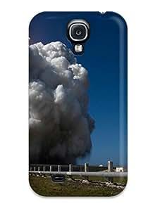 Galaxy Case - Tpu Case Protective For Galaxy S4- Nasa