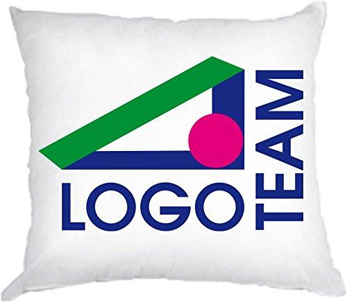 Kissen mit individuellem Firmen-logo