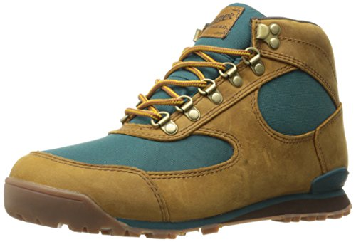 Danner Women's Jag Distressed Brown/Deep Teal Hiking Boot, 7 M US