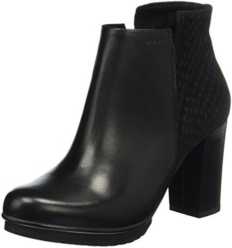 00025 Schwarz black Para De Edina Negro Estar Shoes combi Casa Mujer Por Zapatillas Marc fqFOA