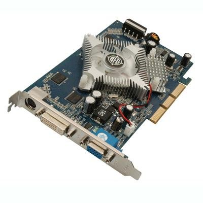 (BFG Tech Nvidia Geforce 7300 GT 512MB DDR AGP 8x Video Graphics Card)