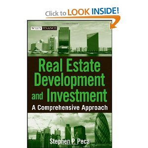 Read Online Real EstateDevelopment and Investment byPeca PDF